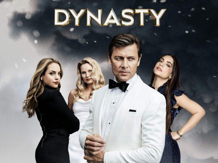 Dynastia sezon 2: Elizabeth Gillies, Nicolette Sheridan, Grant Show, Ana Brenda Contreras
