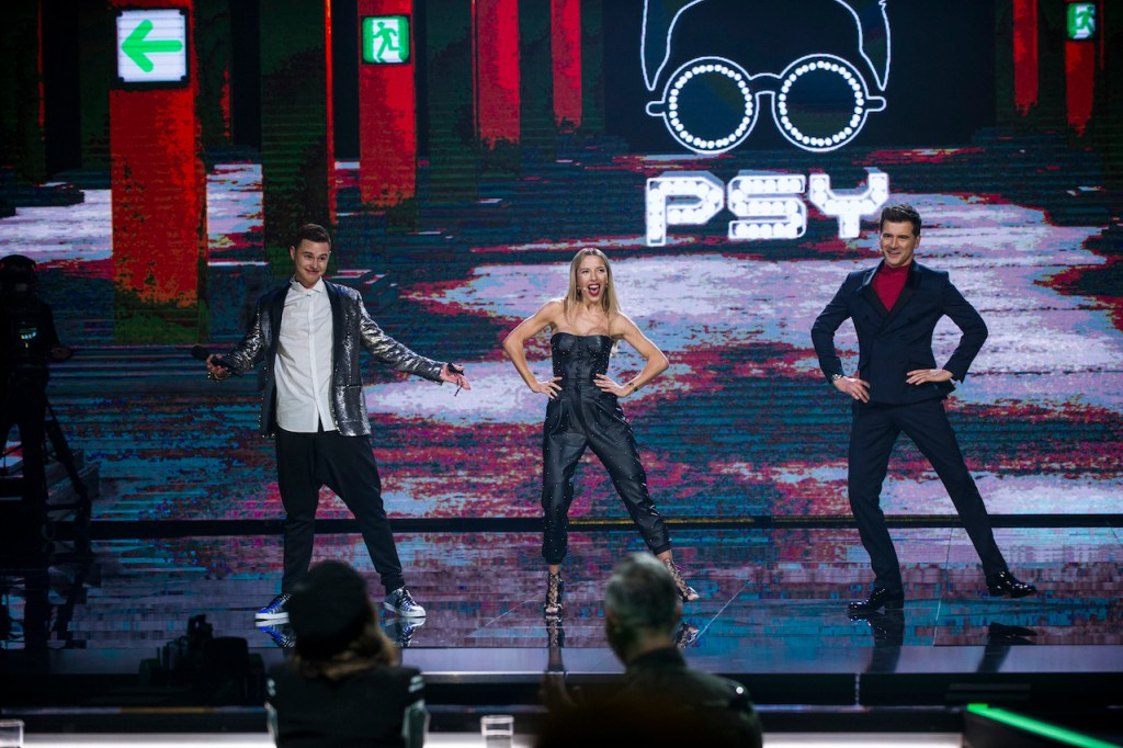 Dance, Dance, Dance (fot. Natasza Młudzik / Waldemar Kompała / TVP)