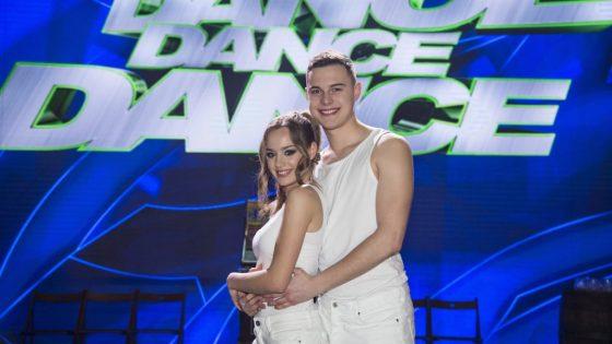 Gąsiewska i Zdrójkowski Dance, Dance, Dance (fot. Jan Bogacz/TVP)