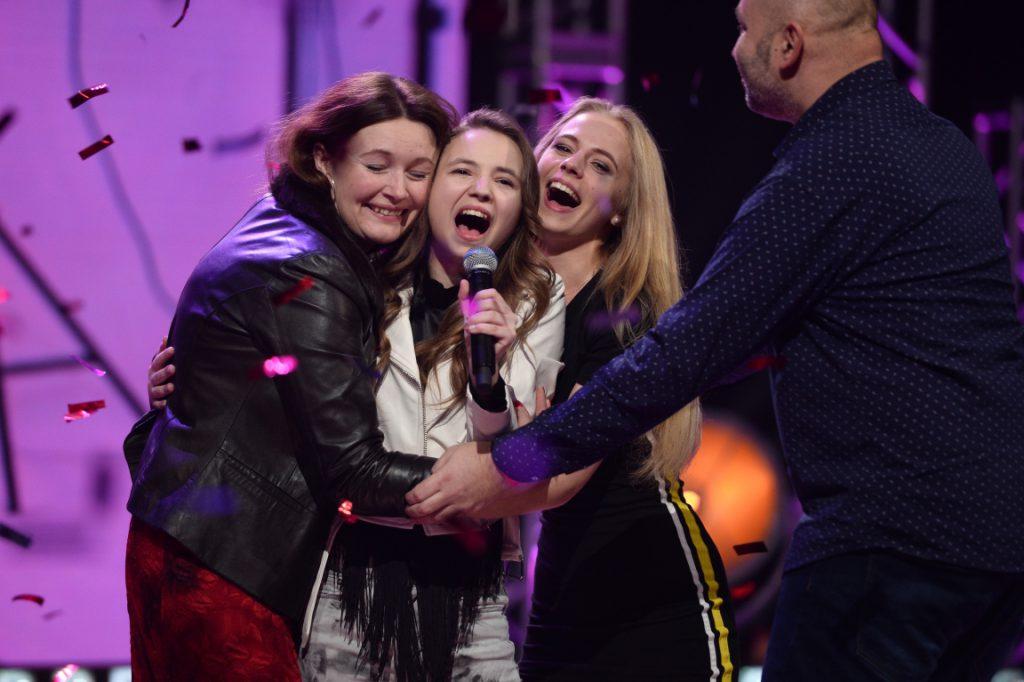 The Voice of Kids 2 - Finał (fot. TVP)