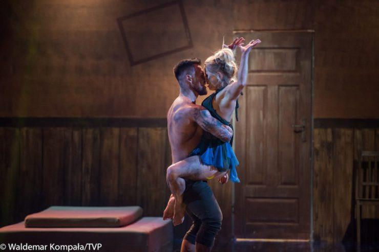 "Kasia Dziurska i Emil Gankowski ""Dance, Dance, Dance"" fot. Waldemar Kompała / TVP"