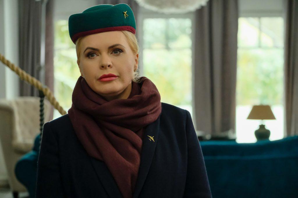 Przyjaciółki sezon 13 odcinek 12 (fot. Polsat)