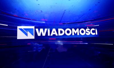 Wiadomości TVP 1 - logo programu
