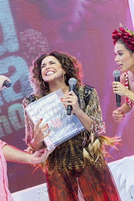 Daniela Mercury Band Folia 2018