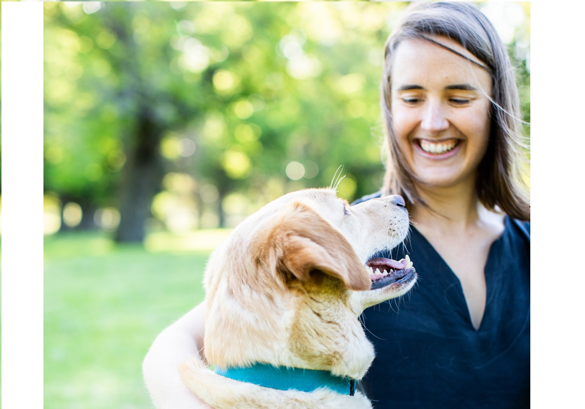 Vet Stephanie Stubbe of Anipal