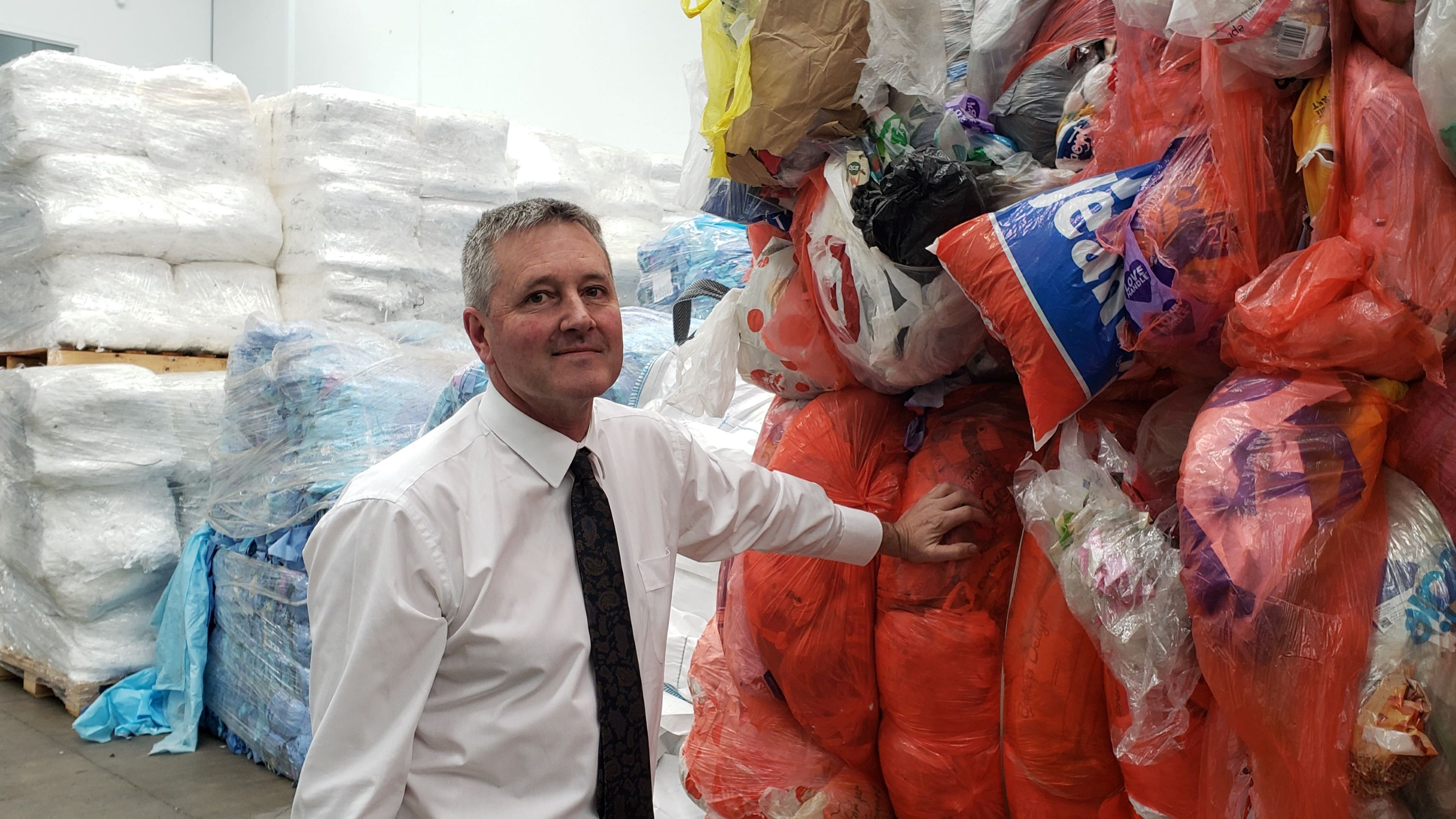 Mark Yates of Replas – from rubbish to products
