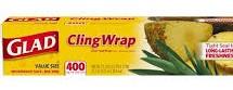 glad wrap