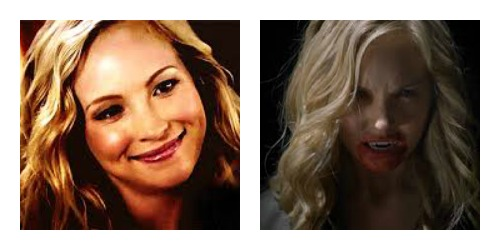 Caroline collage