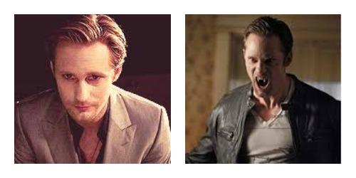Eric vampire collage