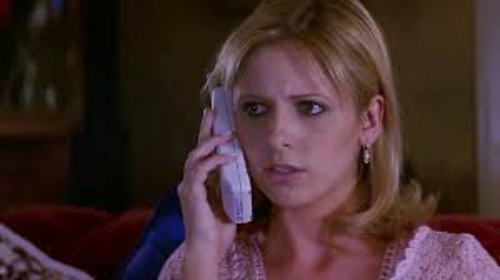 Scream 2 Sarah Michelle Gellar