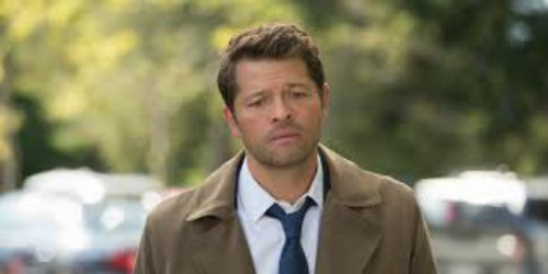 Supernatural season 15 episode 15 Castiel