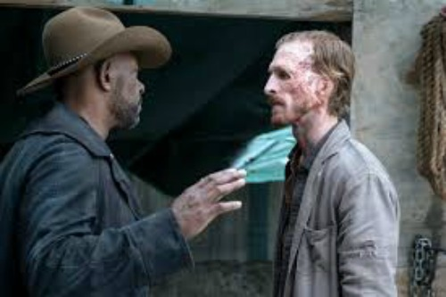 Fear TWD season 6 episode 5 Morgan