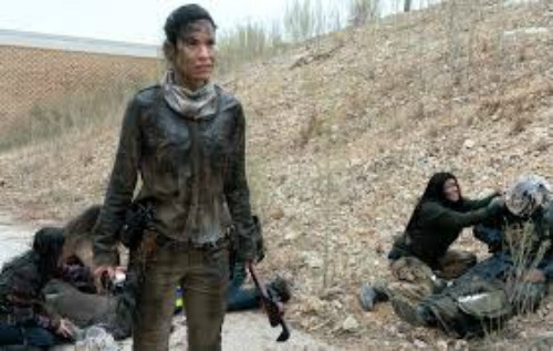Fear TWD season 6 episode 6 Luciana