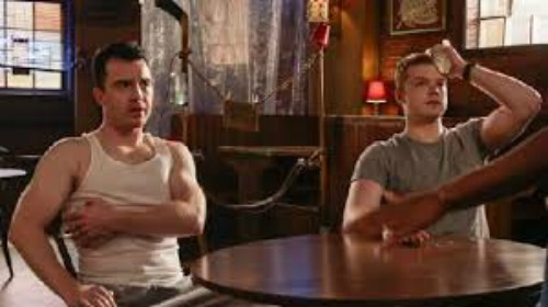Shameless season 11 episode 3 Gallavich