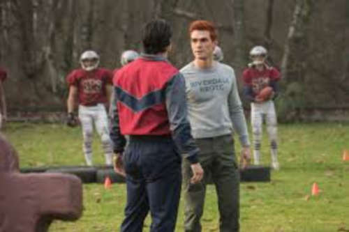 Riverdale season 5 episode 6 Archie Reggie