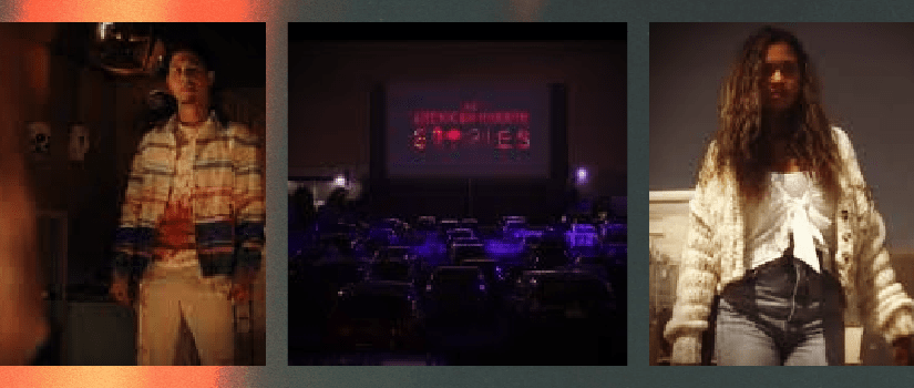 """Spoiler-Free Review of """"American Horror Stories"""" Drive In on FX on Hulu: Let's All Go to the Movies!"""