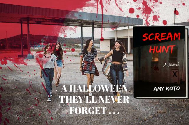 Scream Hunt Halloween