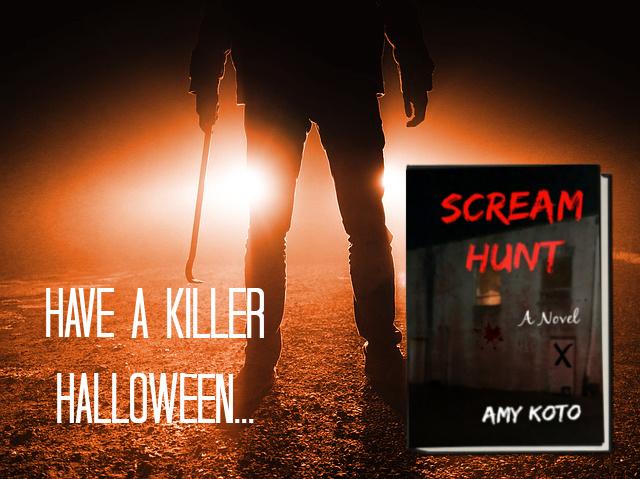 Killer Halloween Scream Hunt