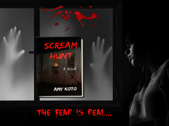 Scream Hunt Promo window