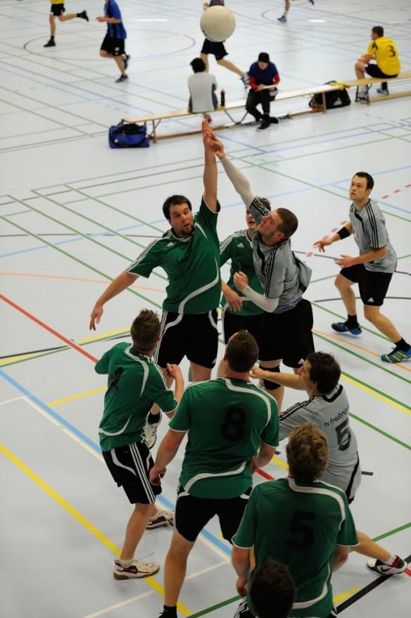 Kantonalbernische Hallenkorbballmeisterschaft 2012