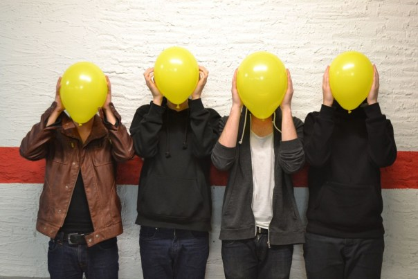 Paul And The Yellow Balloon