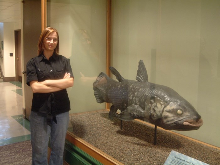 Coelacanth by Dan Beyerle (Flickr)