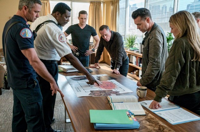 PD7 - Top 10 #OneChicago Crossover Episodes