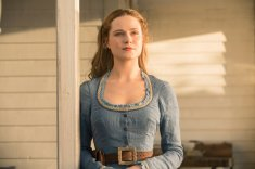 Evan Rachel Wood in Westworld