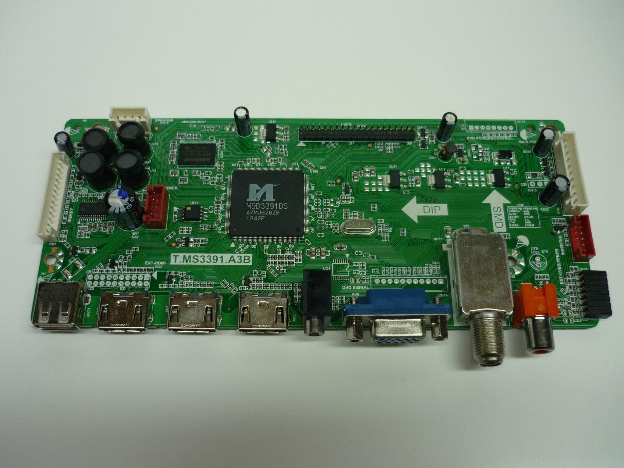 Apex Main Board T.MS3391.A3B L12120372-0A000220