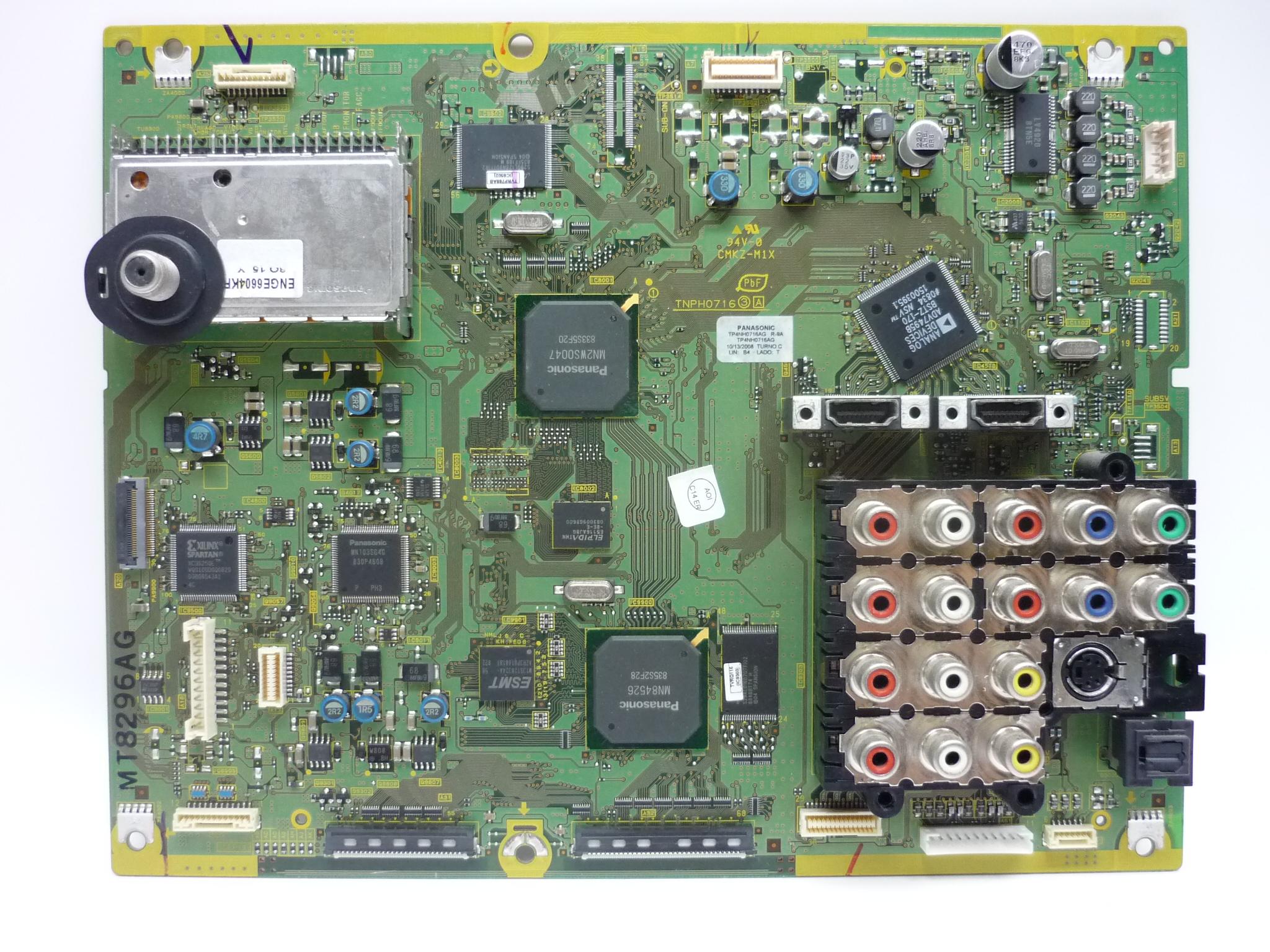 Panasonic TNPH0716AGS A Board