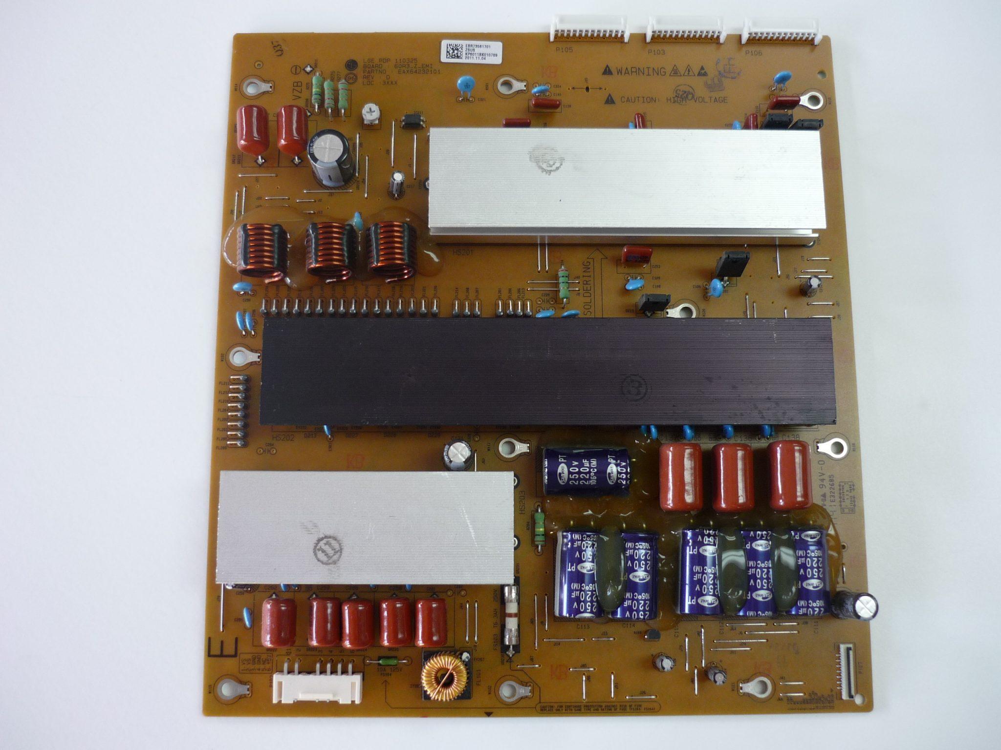LG EBR73561701 (EAX64232101) ZSUS Board
