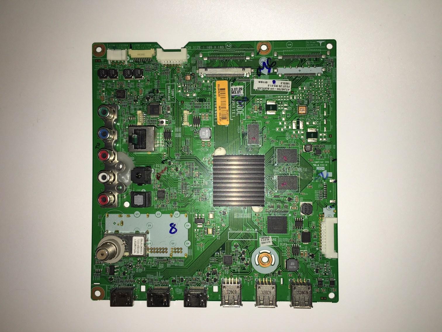 LG EBT62387720 (EAX64872104(1.0)) Main Board
