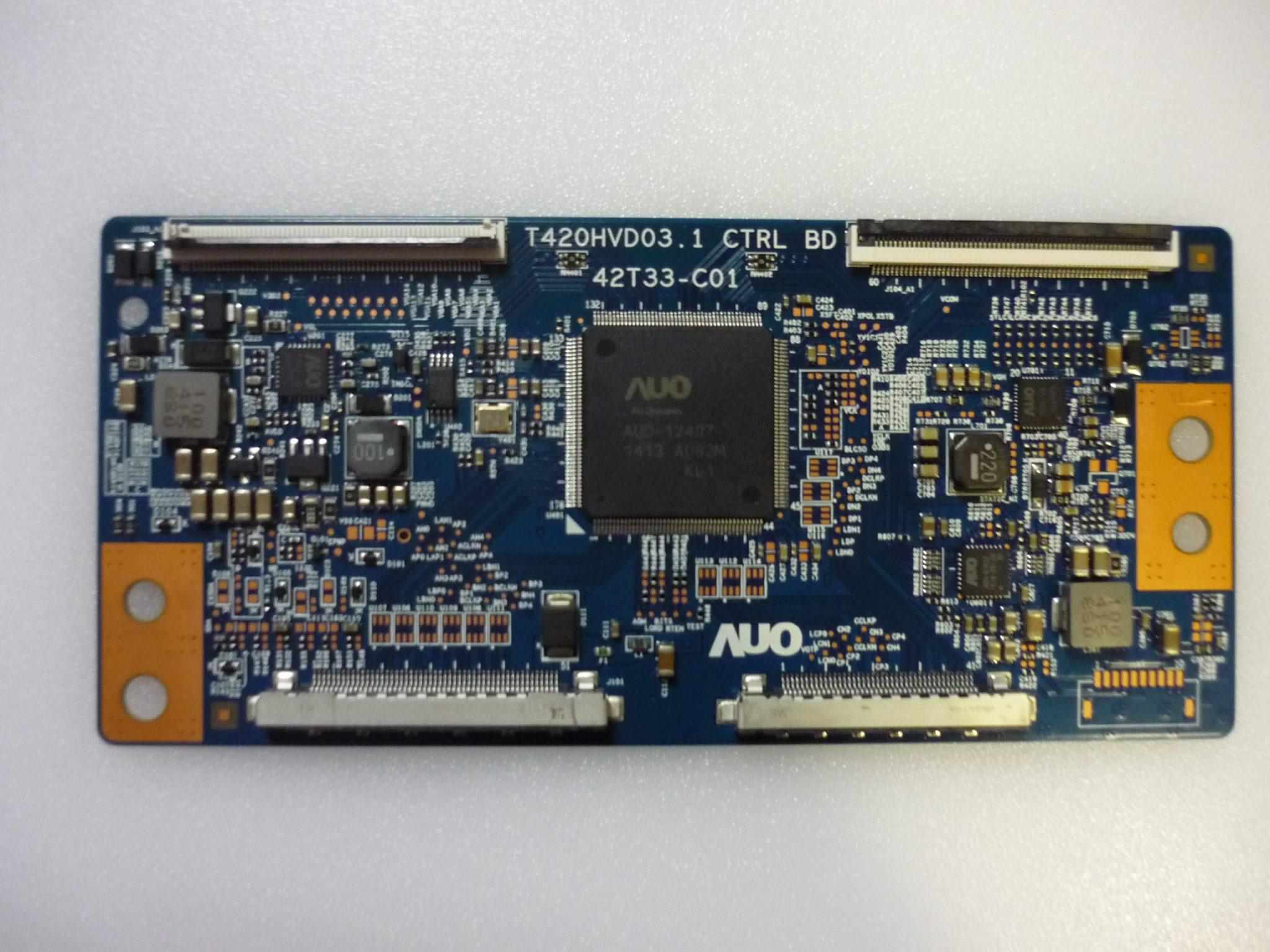 55.50T22.C01 T-Con Board Board
