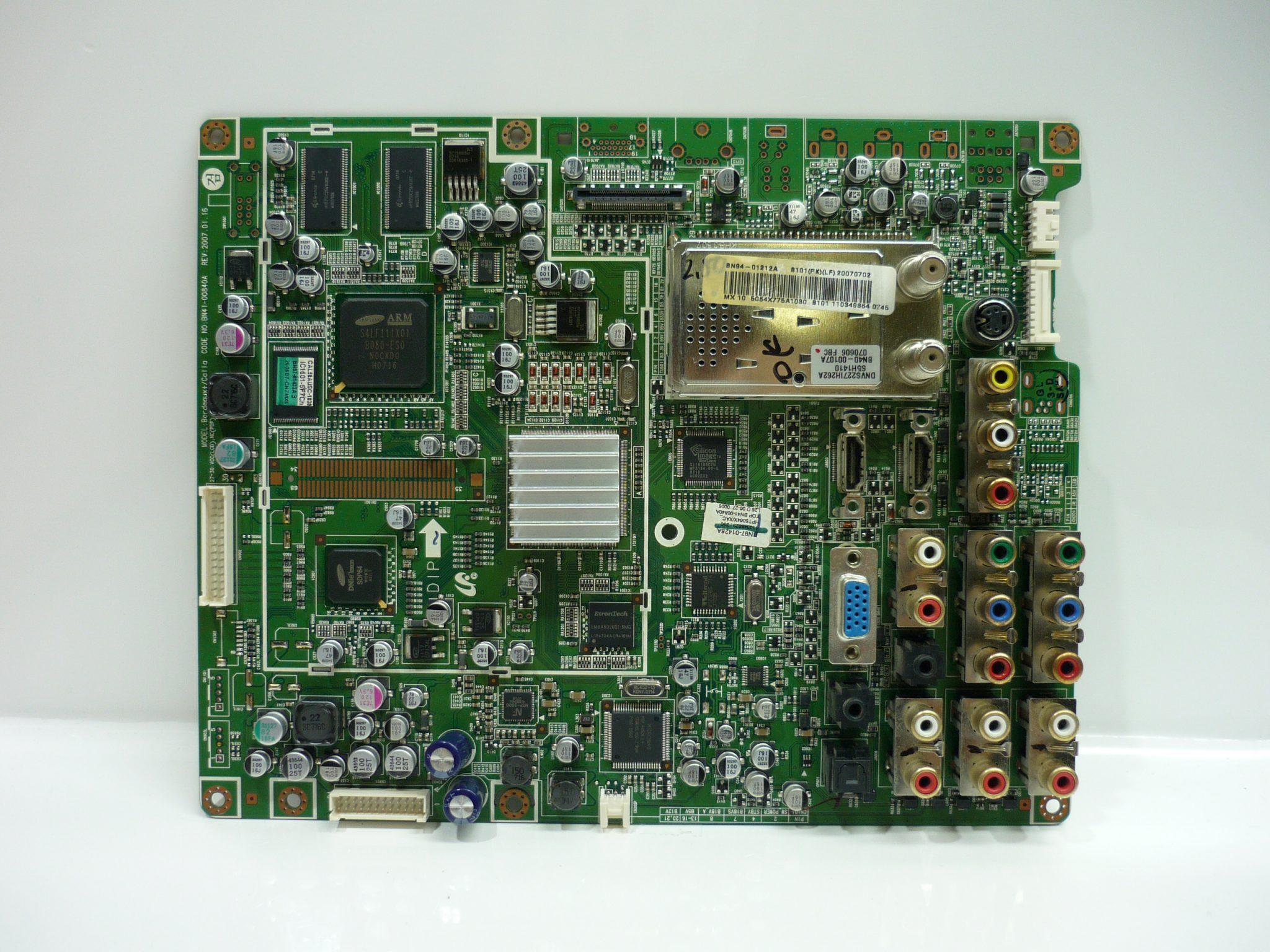 Samsung BN94-01212B (BN41-00840B, BN97-01428B) Main Board
