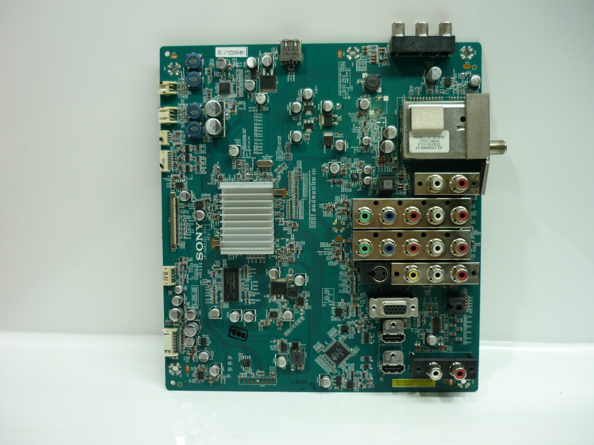 Sony 1-857-036-11 (1P-0082J01-2012) A Board for KDL-32L4000