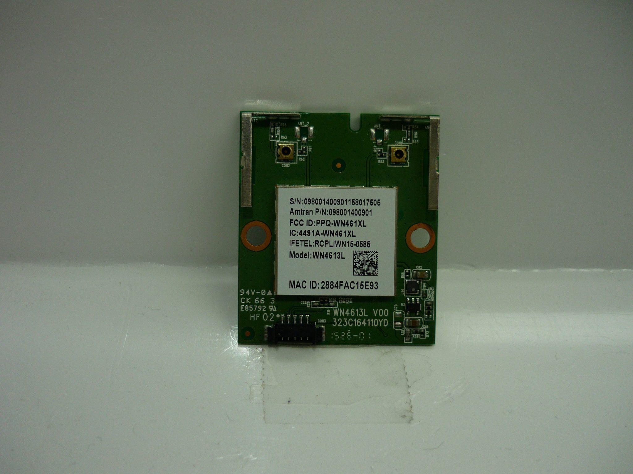 Sharp 9LE98001400900 Wi-Fi Module