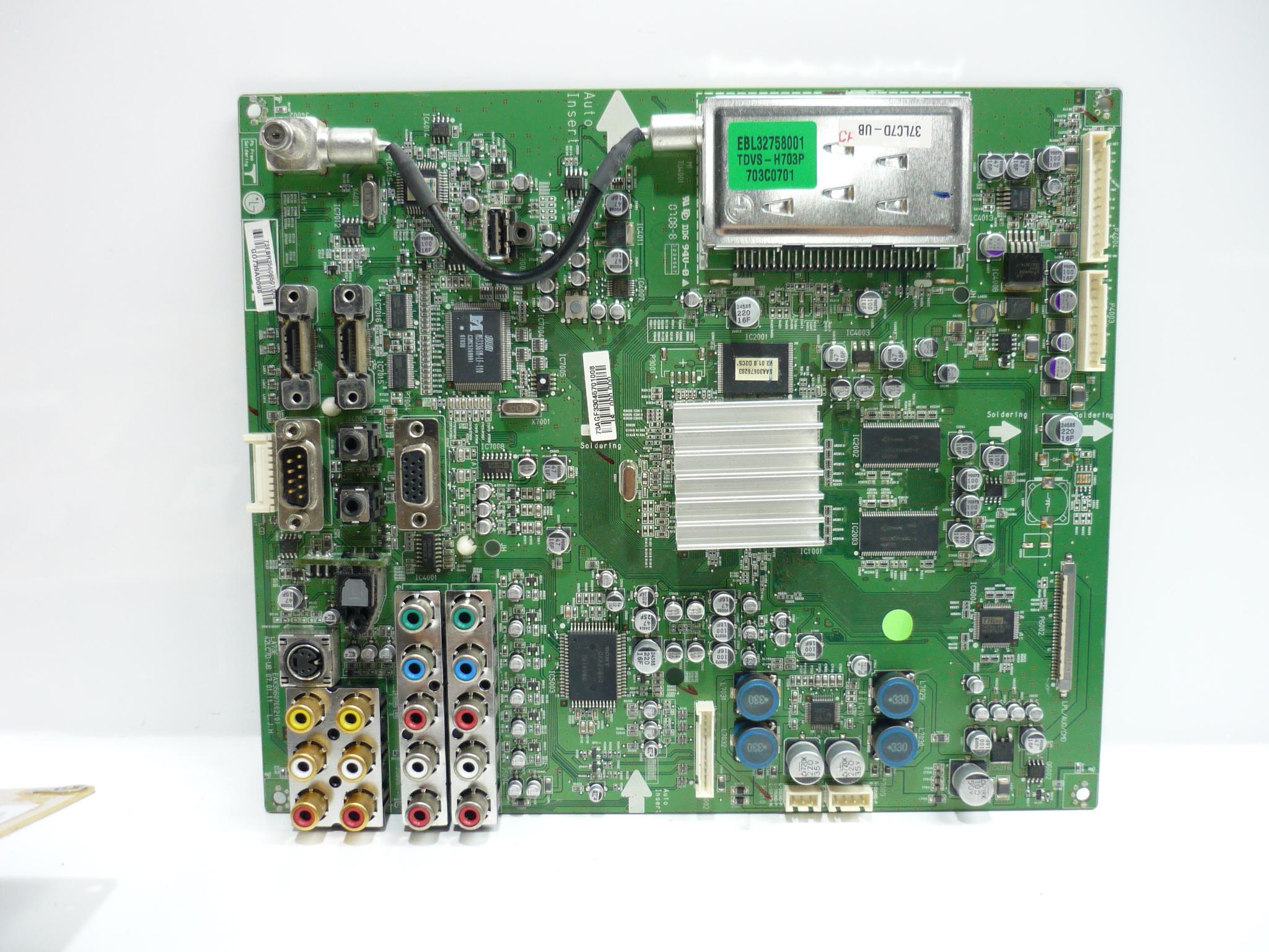 LG AGF33045701 (EAX35607003) Main Board for 37LC7D-UB