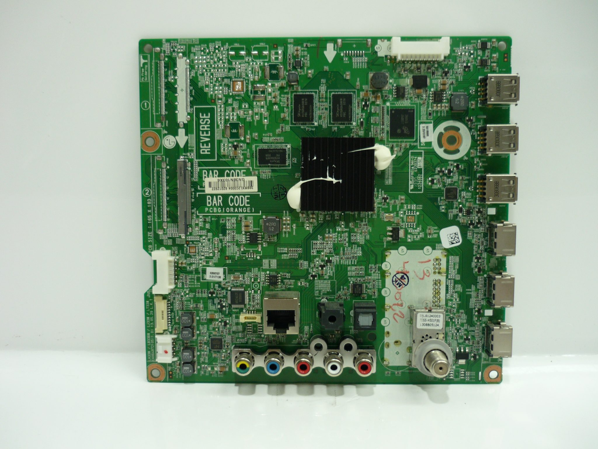 LG EBT62368517 Main Board for 42LA6200-UA.AUSYLJR