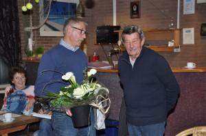 Afscheid Jan Heijnen als barbeheerder