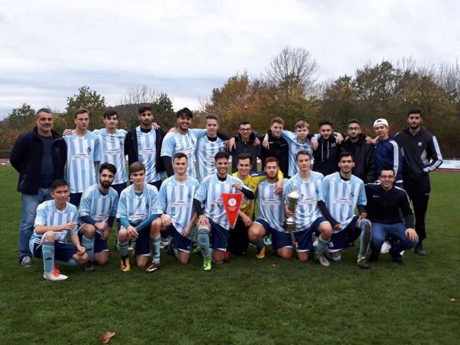 Auch A-Junioren gewinnen Kreispokal