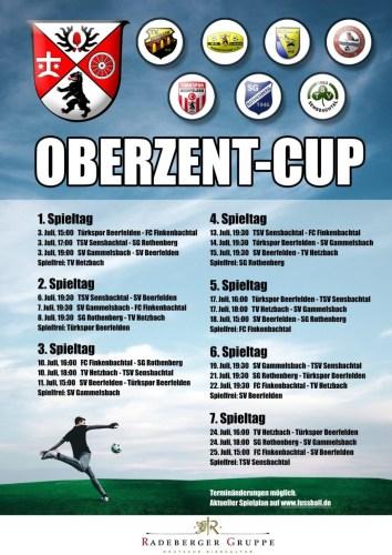Oberzent-Cup mit dem TV Hetzbach