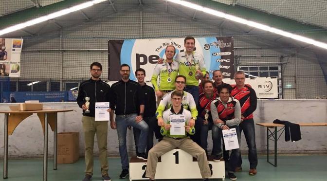 Ohm-Speedskater erkämpfen sich zweiten Platz der WSC-Rennserie