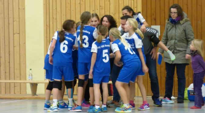 weibl. Jugend D | JSG Florstadt/Gettenau – TV Homberg 13:15