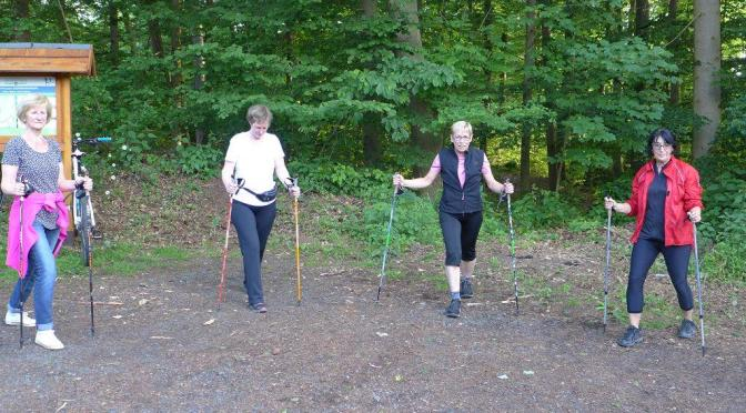 Nordic Walking Lauftreff