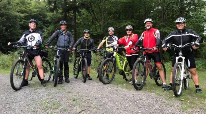 Neue Mountainbike Gruppe ab Juli 2019 !
