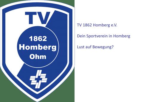 Der TV 1862 Homberg e. V. startet wieder mit diversen Kursangeboten: