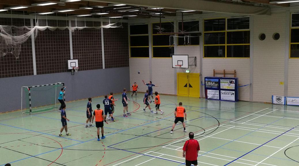 Männer Bez.C | TV Homberg - HSG Herborn/Seelbach 24:24 (12:15)