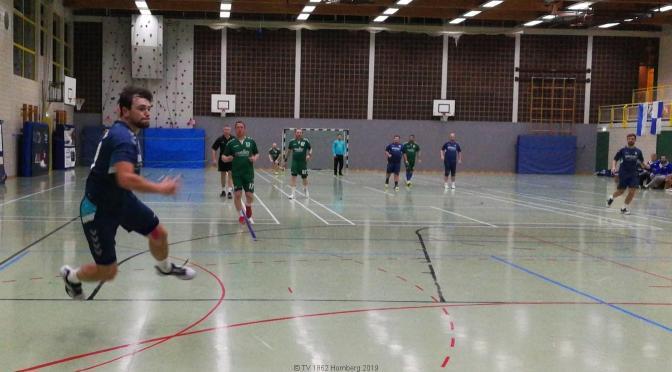 TVH landet Heimsieg! 23:22 gegen  HSG Dutenh./Müchholzh. IV