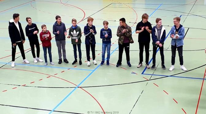 Handball | Männliche Jugend C wird Zweiter