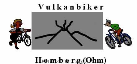 """Neu: Radfahren für """"Jedermann"""". Vulkanbiker haben sich dem Turnverein angeschlossen."""